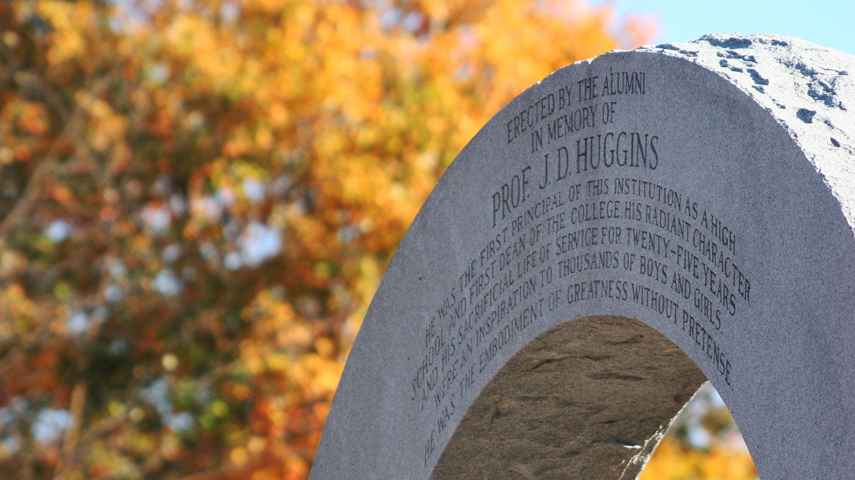 Huggins Arch