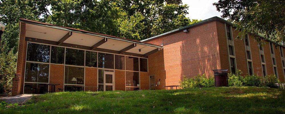 nanney hall outside