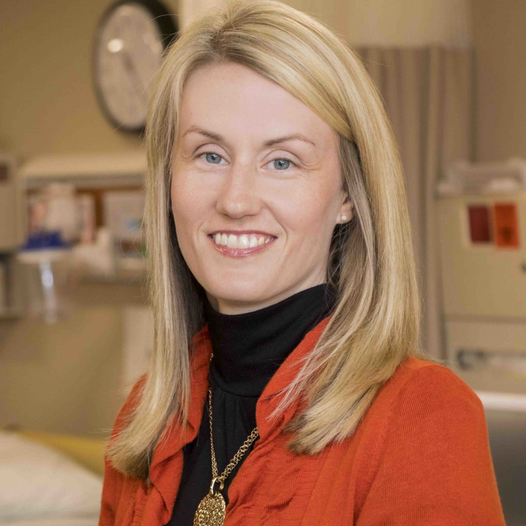 dr nicole waters, dnp, rn