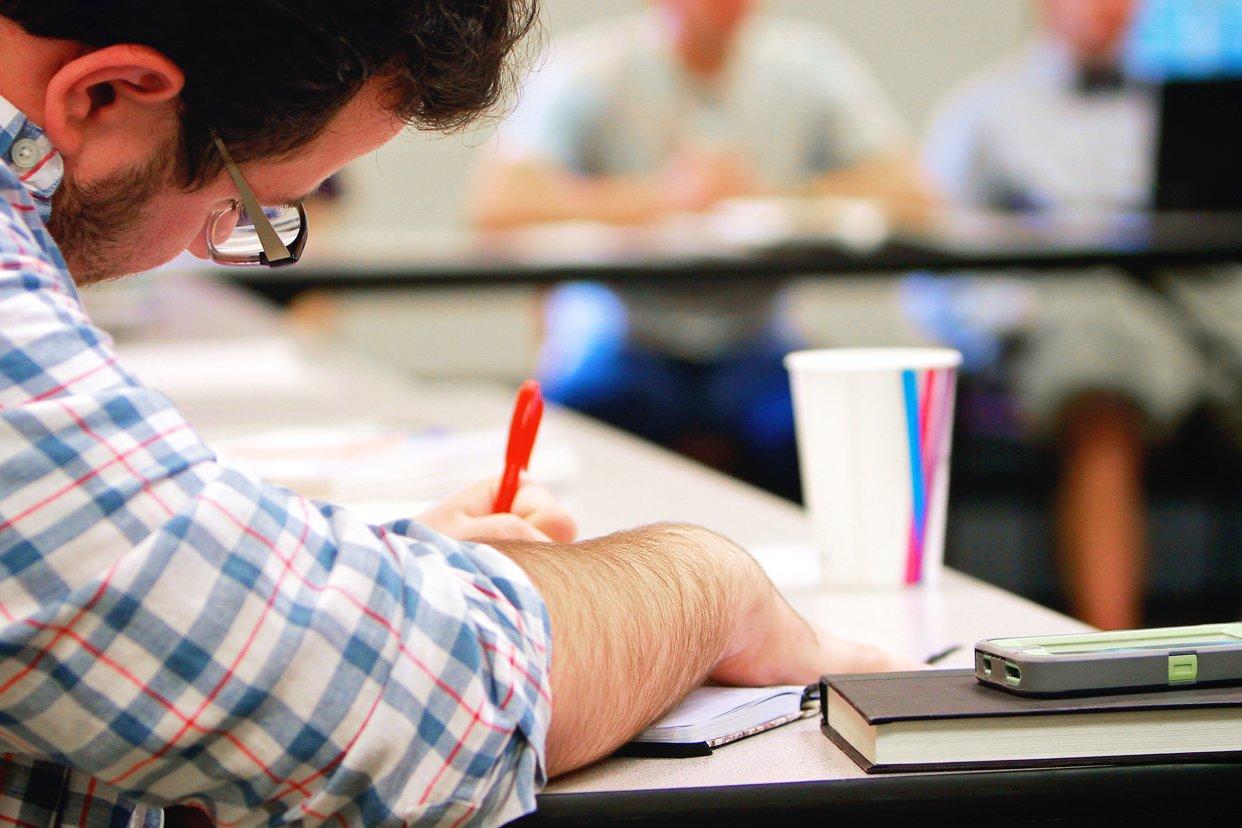 GWU student