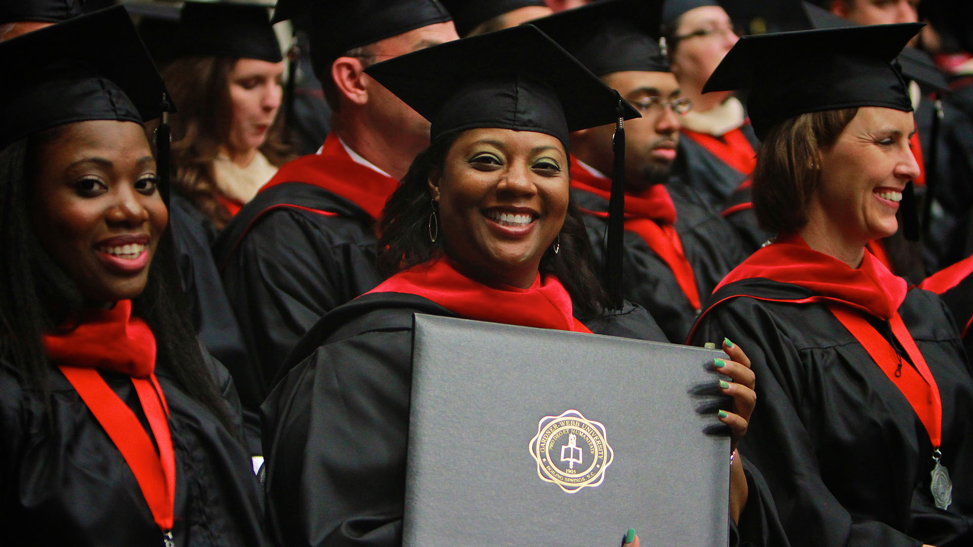 AM Commencement Ceremony